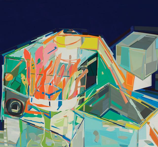 , 'Untitled,' 2014, Myrine Vlavianos Arte Contemporânea