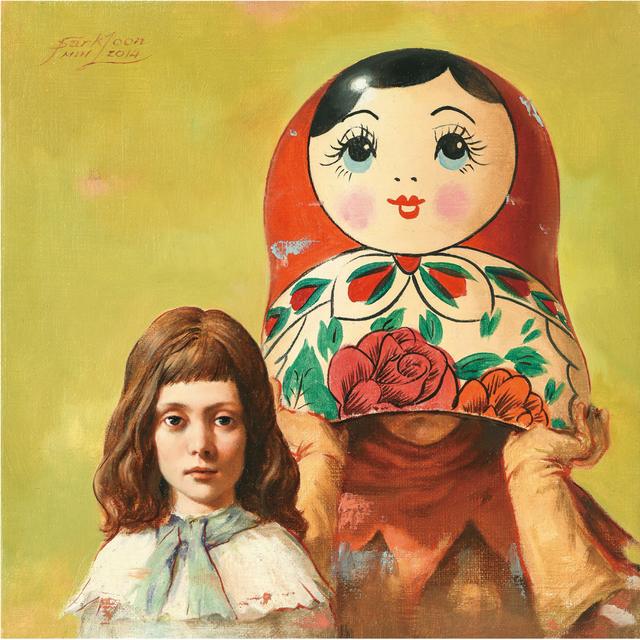 , 'Clown with a Girl,' 2014, Gallery Hyundai