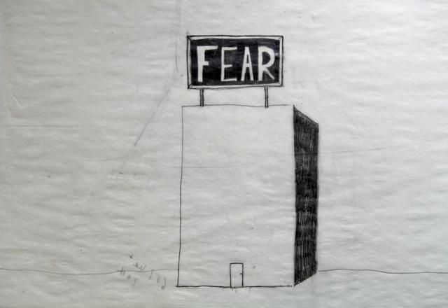 , 'Fear,' 2014, Barbara Gross