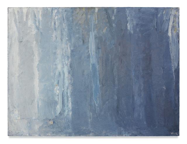 Wolf Kahn, 'Pleine Trees on Lungotevere', 1964, Miles McEnery Gallery