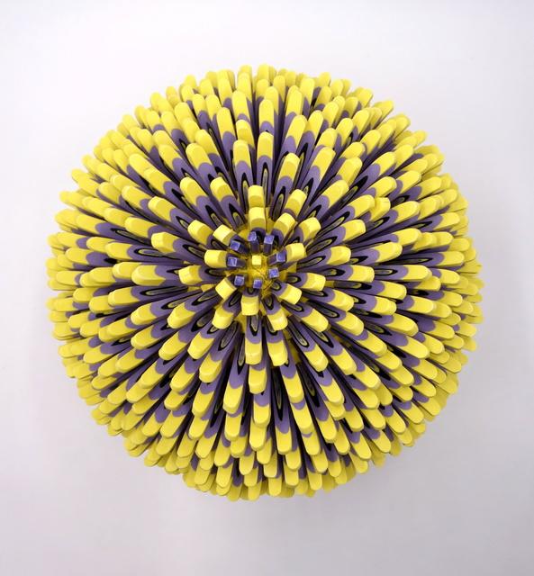 Zemer Peled, 'Large Pua 2', 2019, Sculpture, Porcelain, Mark Moore Fine Art