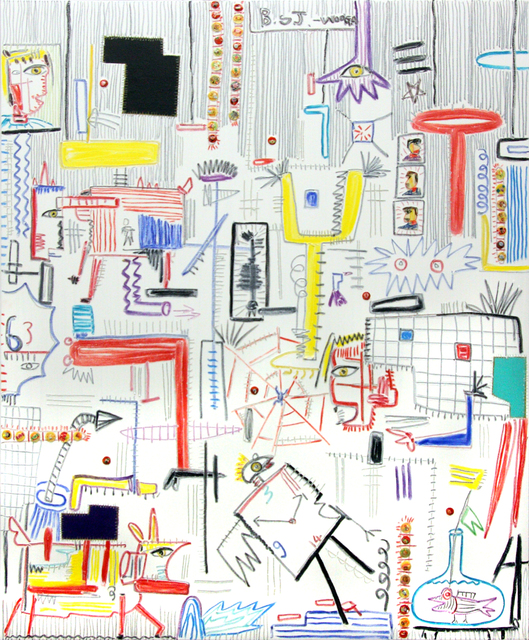 , 'White Sereis   New Freedom 013,' 2018, Crossing Art
