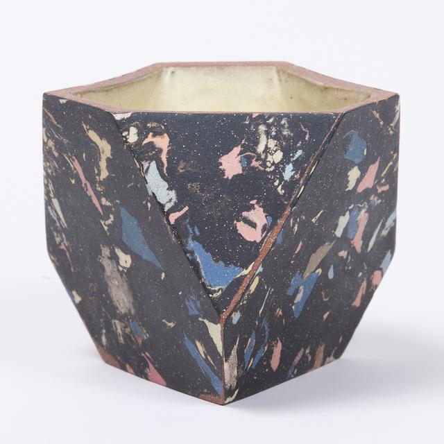Cody Hoyt, 'Truncated Tetrahedron Vessel', 2015, Design/Decorative Art, Ceramic, Patrick Parrish Gallery