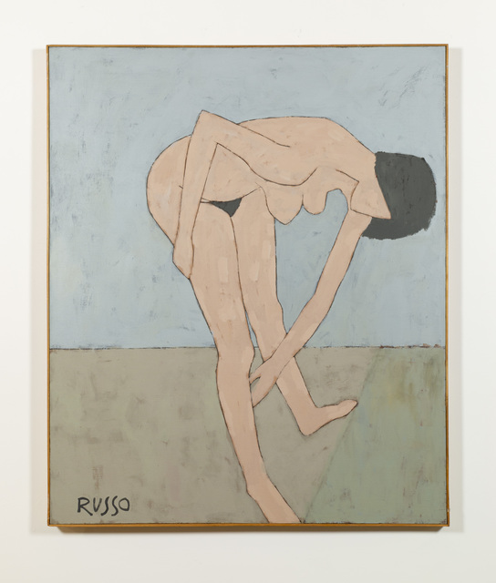 Michele Russo, 'Untitled (nude bending down)', ca. 1970, Russo Lee Gallery