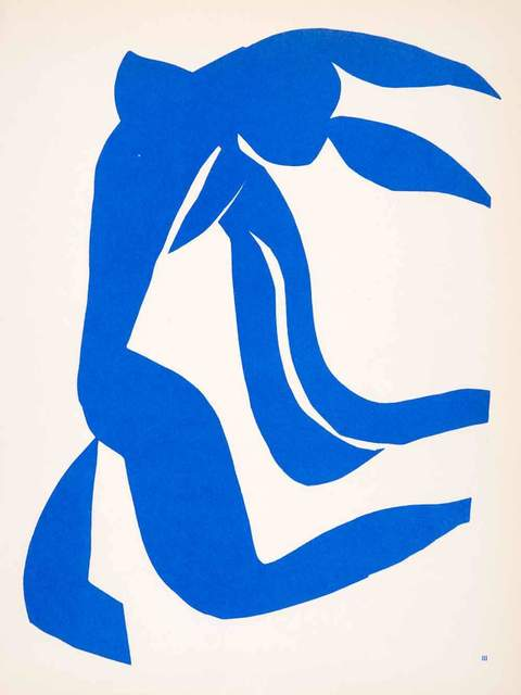 , 'Nu Bleu XI,' 1958, Hazelton Fine Art Galleries
