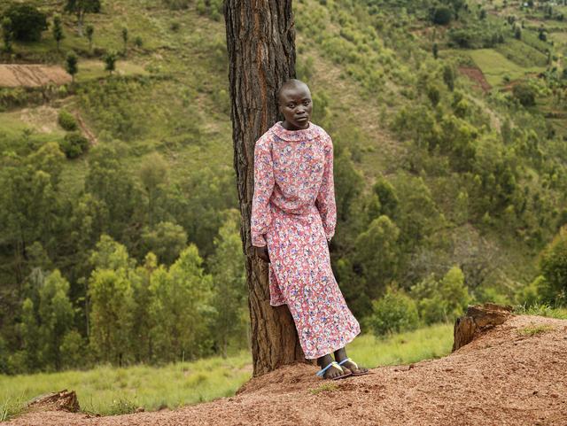 , 'Portrait #9, Rwanda,' 2015, Stevenson