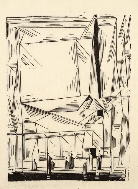 , '(Gelmeroda),' 1920, Moeller Fine Art