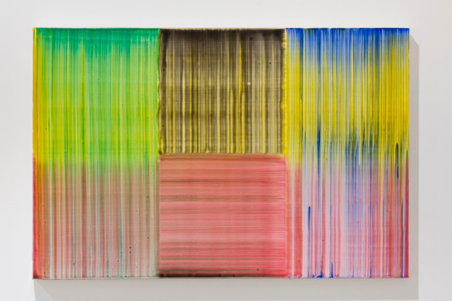 , 'Feux et Lacs n°3,' 2016, Perrotin