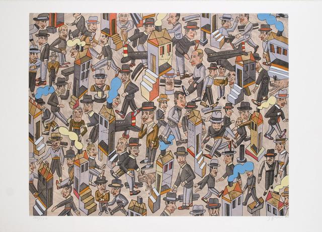 , 'Sin Pensar en Nada,' 1996, Zane Bennett Contemporary Art