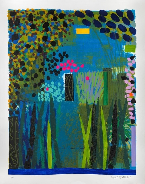 , 'Garden Blue,' 2012, Jill George Gallery