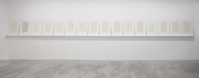 , 'Da zero a infinito,' 2017, Dep Art