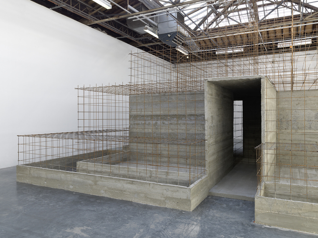 , 'Studio Apparatus for Palais de Tokyo or The Exorcism,' 2014, Palais de Tokyo