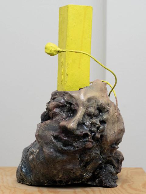 Andreas Golder, 'Untitled', 2011-2018, Sculpture, Glazed bronze, Hans Alf Gallery