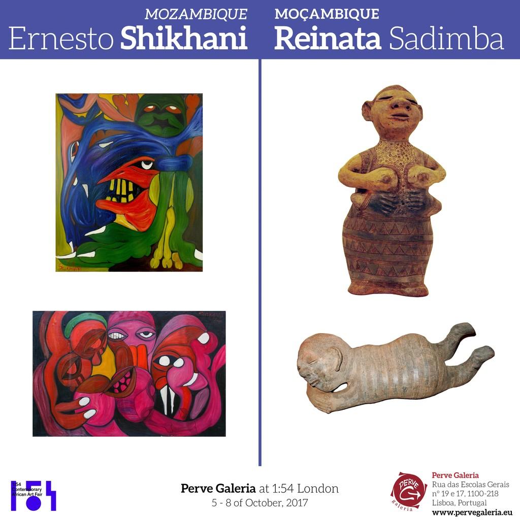 1:54 exhibition. Perve Galeria - www.pervegaleria.eu
