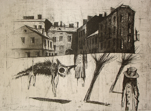 Sergei Balenok, 'Go Home', 2009, Ma.Ma. Art Gallery
