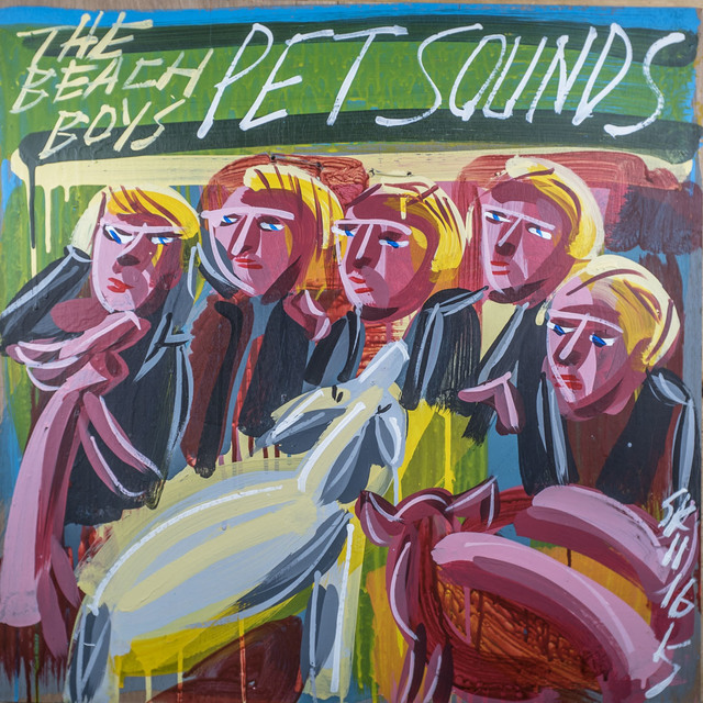 , 'Beach Boys - Pet Sounds,' 2015, Subliminal Projects