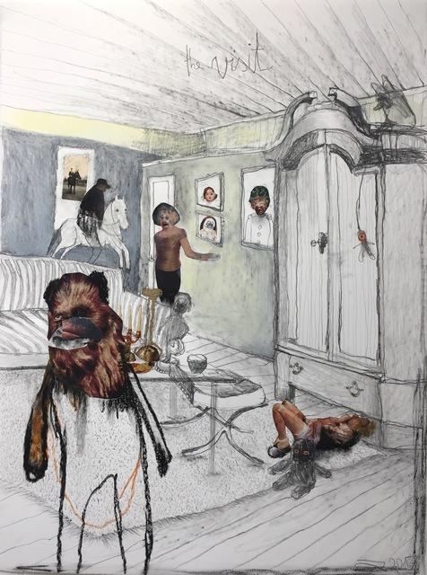 , 'The Visit,' 2017, Knight Webb Gallery