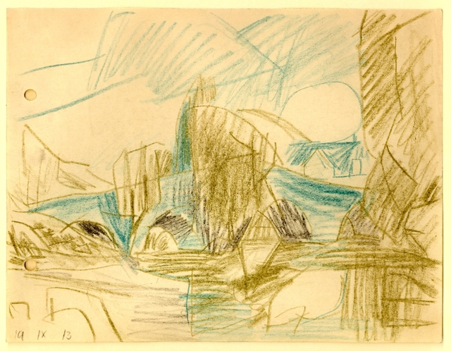 , 'Sternbrücke, Weimar,' 1913, Henze & Ketterer