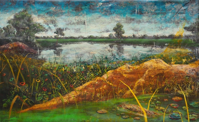 Jernej Forbici, 'Daisyworld',  , Hugo Galerie