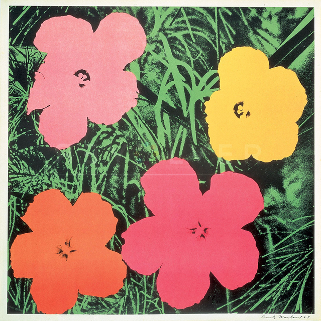 , 'Flowers (FS II.6),' 1964, Maddox Gallery