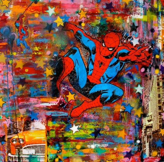 , 'Spiderman,' 2018, Samhart Gallery