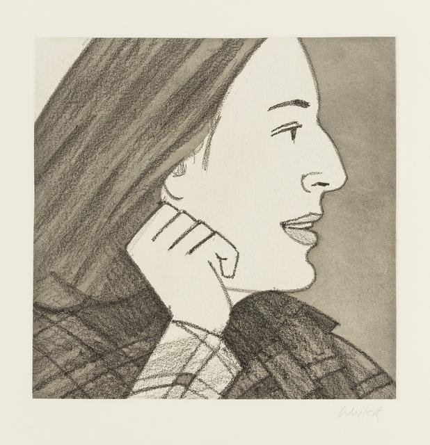 Alex Katz, 'From, Light as Air (Schröder 218)', 1989, Forum Auctions