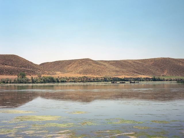 , 'Crossing The Snake (Three Islands Crossing, Idaho) Ed. 10,' , Robischon Gallery