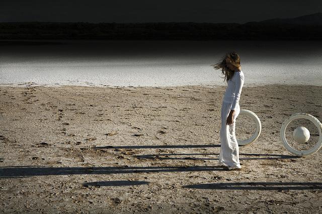 Corinne Mercadier, 'Magnetik', Galerie Les filles du calvaire