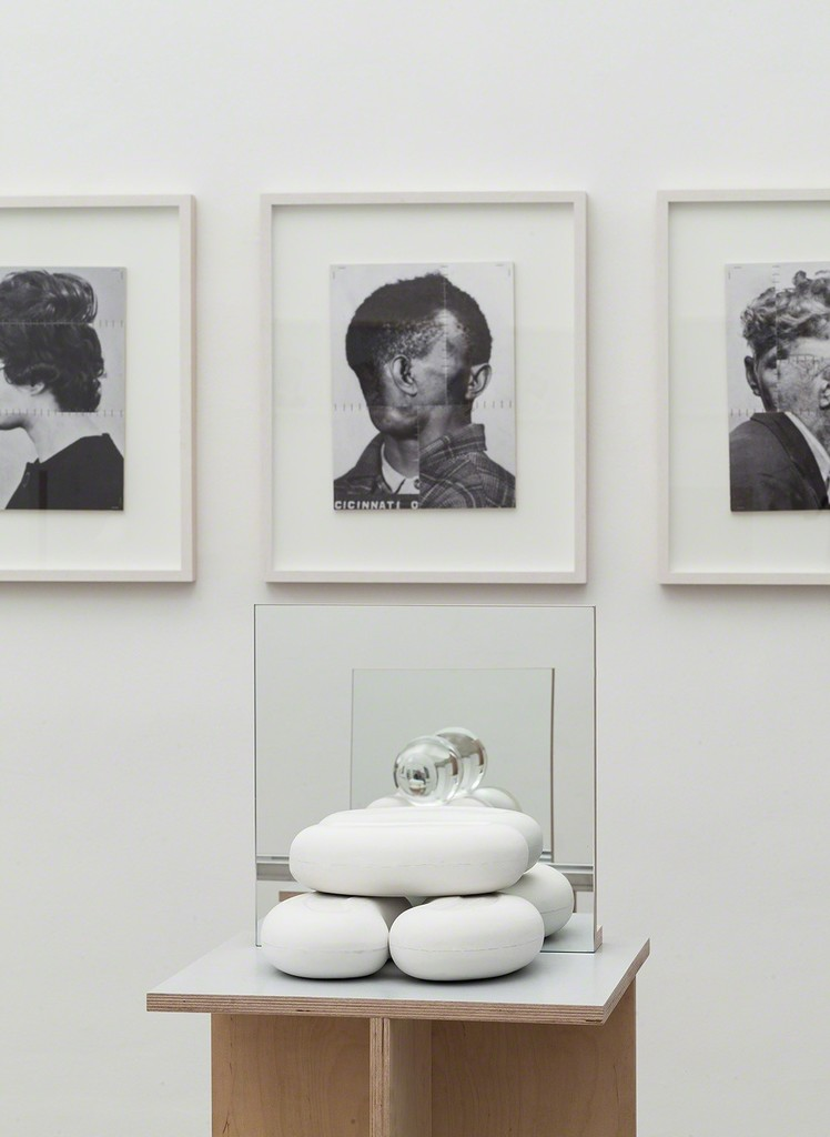 Exhibition view  »...like a phantom limb...«, Gallery Raum mit Licht, 2014