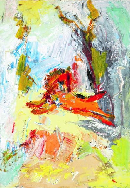 , 'Red Horse in Flight,' 1970, Vail International Gallery