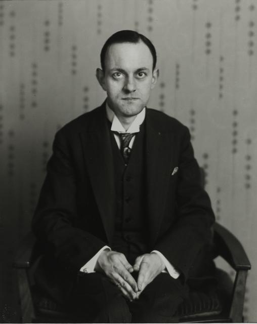 August Sander, 'Public Prosecutor, c. 1931', Galerie Julian Sander