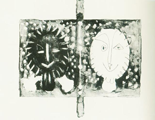 Pablo Picasso, 'Couverture du Tome I (double)', 1949, Galerie d'Orsay