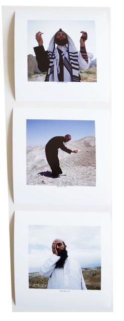 Isabel Rocamora, 'TRIPTYCHS;  STILLS EDITION SERIES OF FAITH ', 2016, Galeria Senda