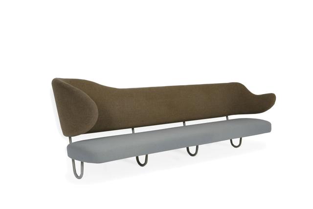 , 'Wall mounted sofa,' ca. 1950, Dansk Møbelkunst Gallery