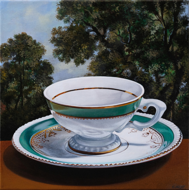 Sherrie Wolf, 'Teacup 4', 2019, Arden Gallery Ltd.
