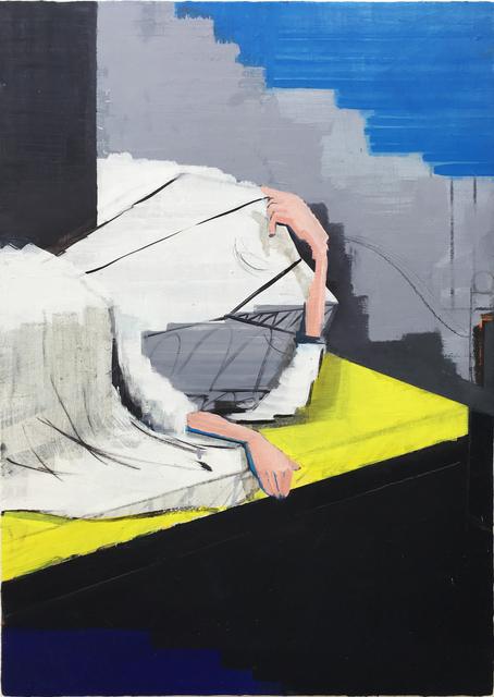 , 'Yesterday Morning II,' 2015, Thomas Rehbein Galerie