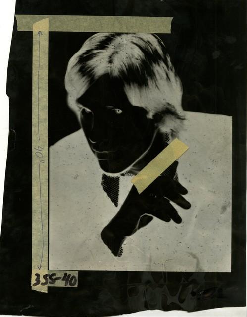 Andy Warhol, 'Jason McCoy', ca. 1975, Alpha 137 Gallery