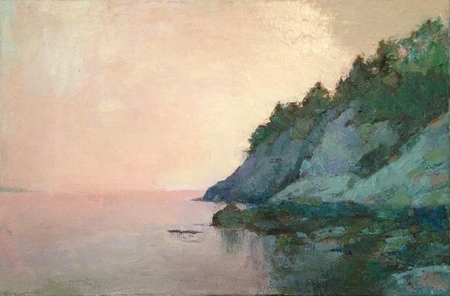 , 'Jamestown Rocks,' 2010-2017, Eisenhauer Gallery