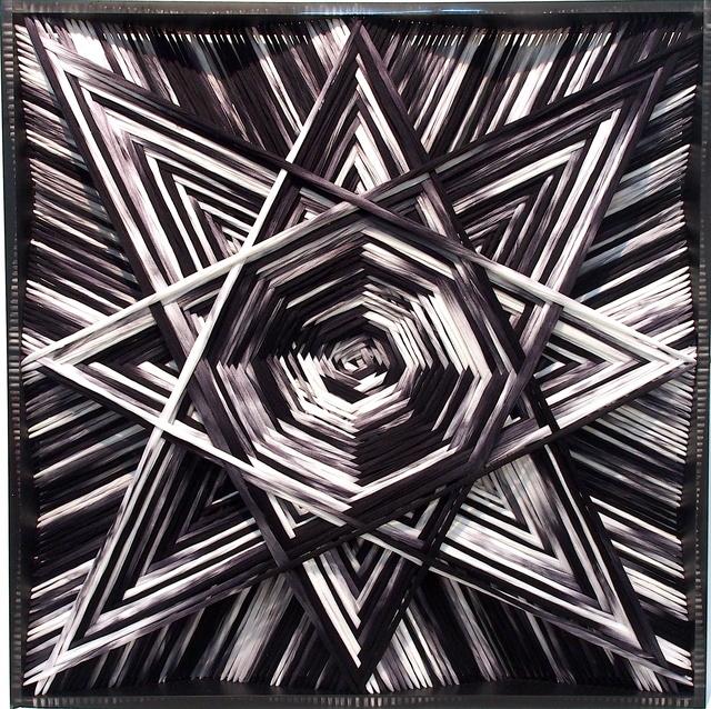 , 'Catasrophic  Star bifurcation,' 2015, GR Gallery