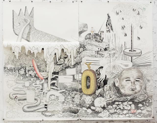 , 'Untitled,' 2014, Luis Adelantado