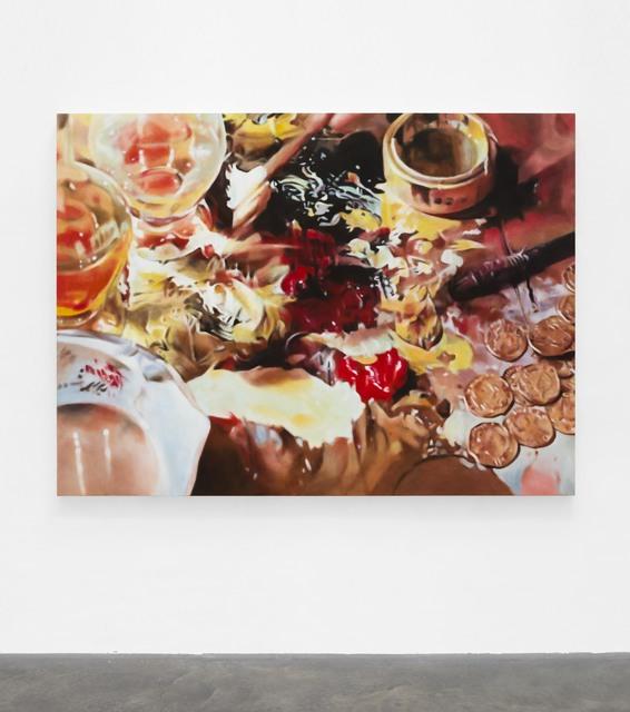 , 'Palette 3,' , Casey Kaplan