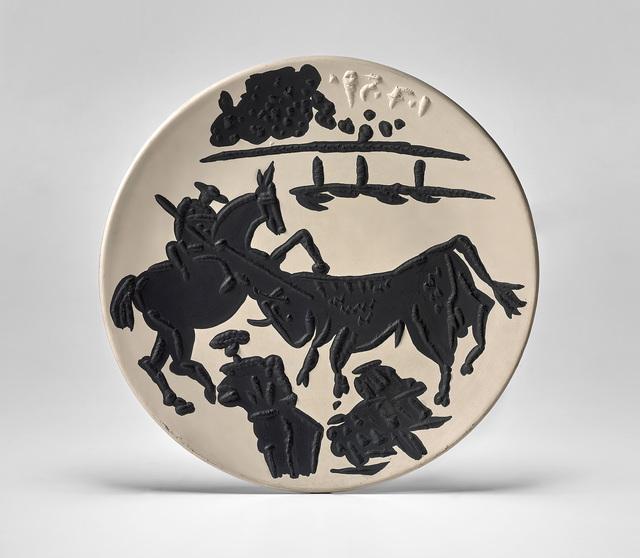 Pablo Picasso, 'Picador (Bullfighter)', 1952, Phillips