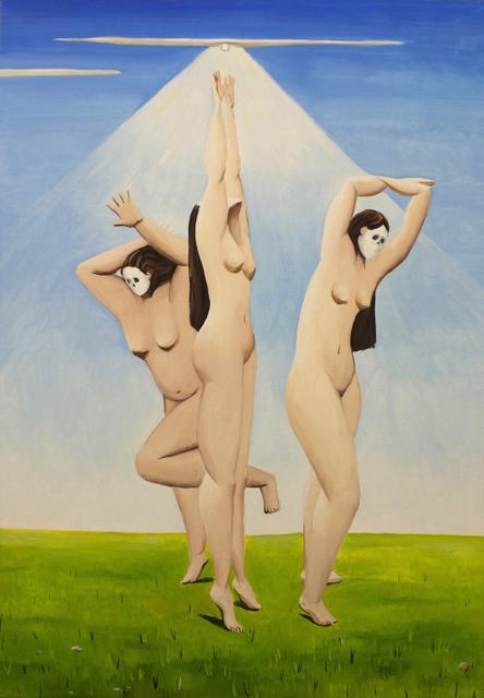, 'The Scientists   ,' 2017, Massey Klein Gallery