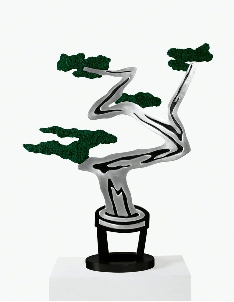 Roy Lichtenstein, 'Bonsai Tree,' 1992, Gagosian Gallery