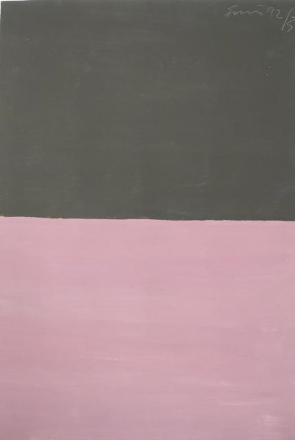 , 'Untitled,' 1992, Galerie Mikael Andersen