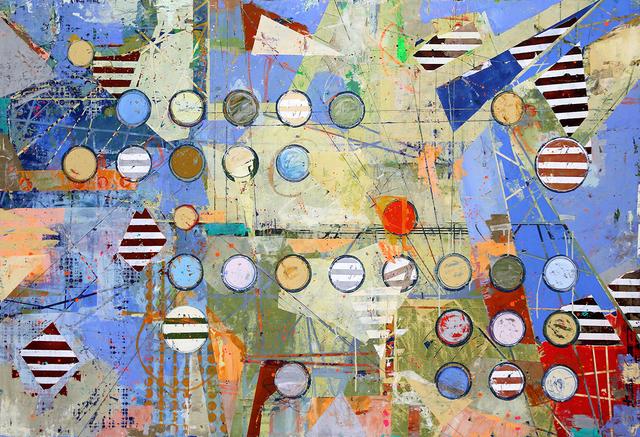 , 'Fibonacci 366,' 2017, Canfin Gallery