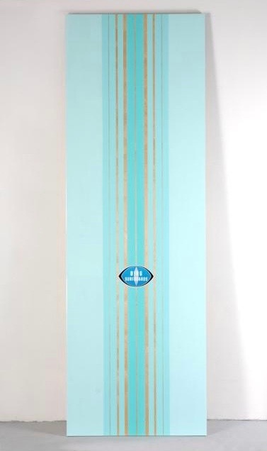 , 'Bing #9 (Blue Surfer),' 2008, Heather Gaudio Fine Art