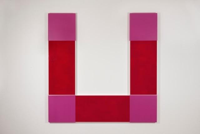 , 'Rosa U ,' 2016, LURIXS: Arte Contemporânea