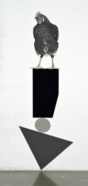 Karl Haendel, 'Perched Chicken', 2018, Wentrup