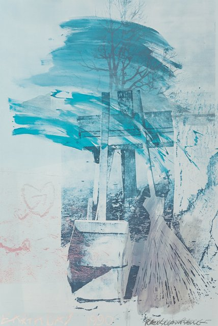 Robert Rauschenberg, 'Earth Day', 1990, Heritage Auctions